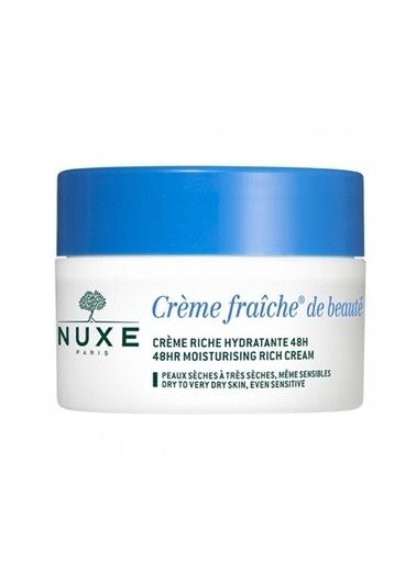 Nuxe Nuxe Creme Fraiche De Beaute 48h Rich Cream 50ml Renksiz